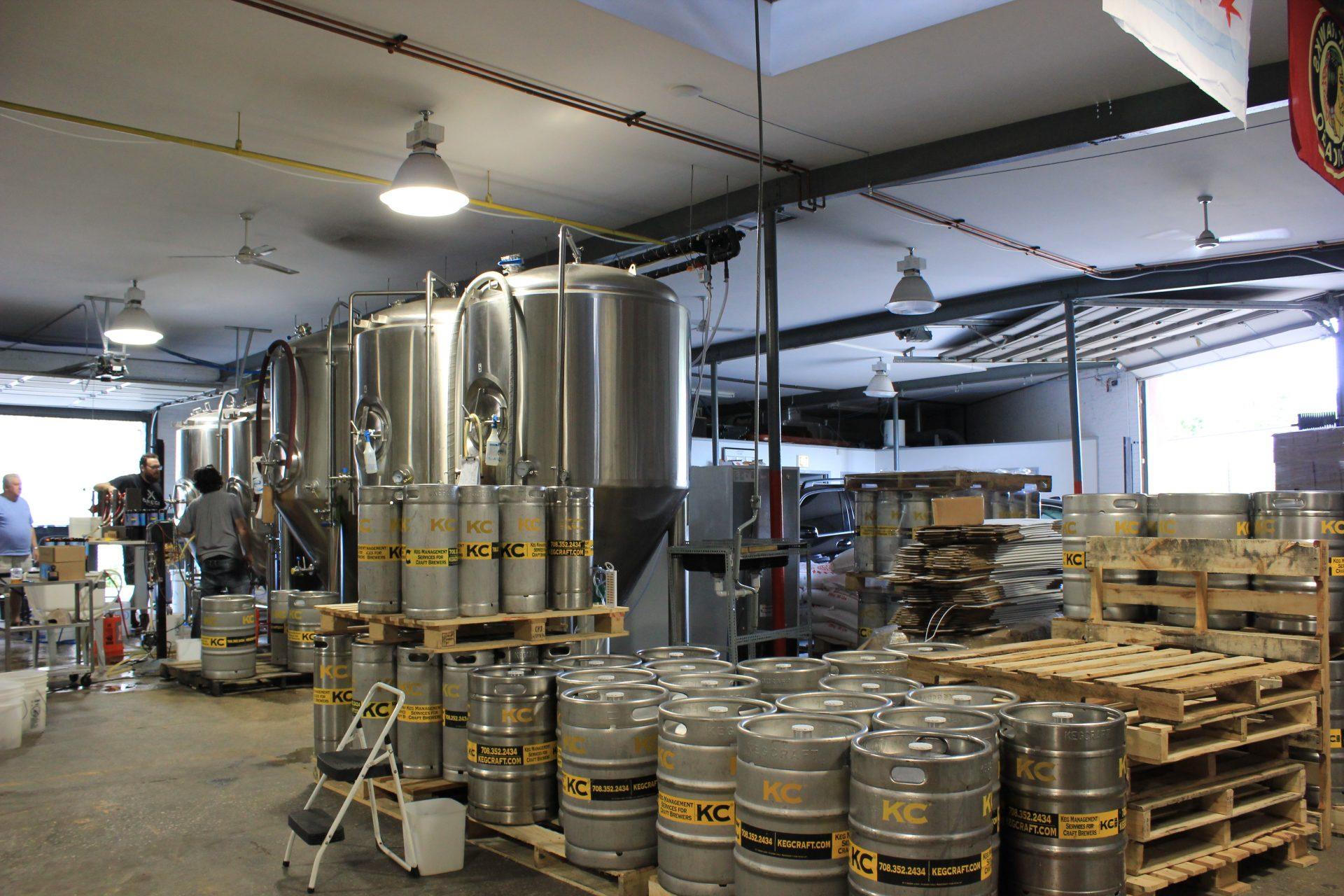 Maplewood Brewery & Distillery