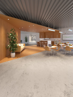 Community Kitchen with Seating for 40+