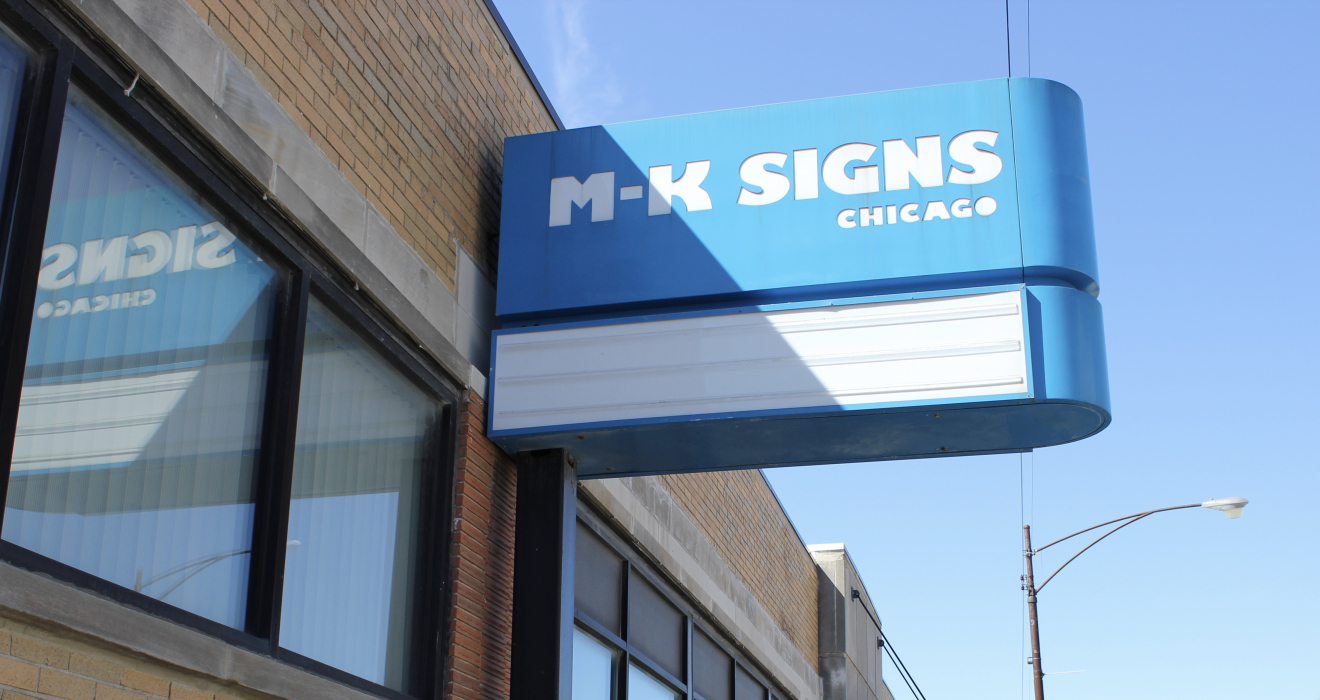 Projects lichter realty where chicago does business as one of the largest sign producers on the northwest side of chicago m k signs has stood the test of time ralph and tony cilia have run the business for malvernweather