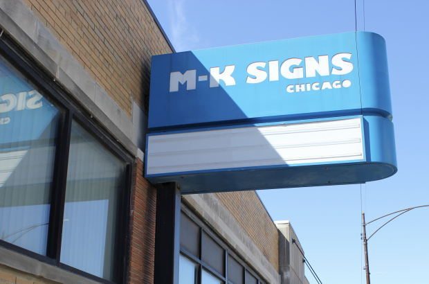 M-K Signs