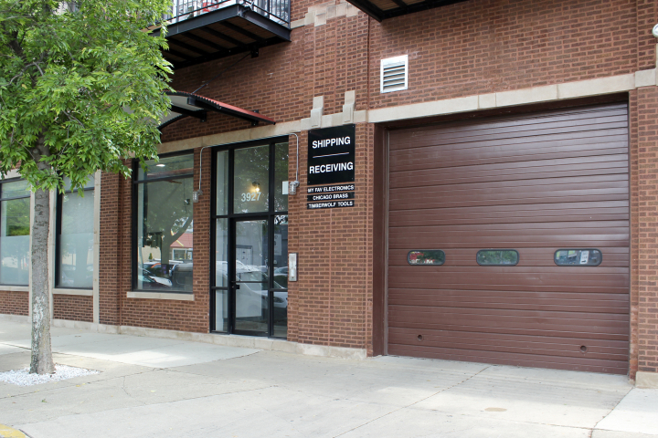 3927 N. Central Park Ave. – Rear